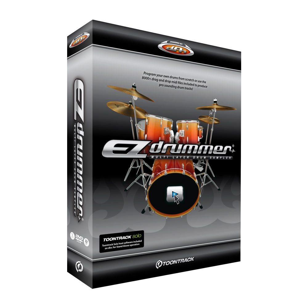 EZ Drummer + expansiones